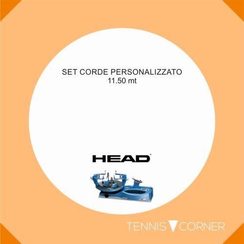 HEAD SONIC PRO-125-nero