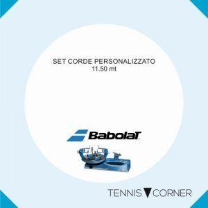Babolat Pro Hurr. Tour 1,25 giallo-0