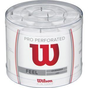 Wilson Pro Overgrip Perforated x60-0