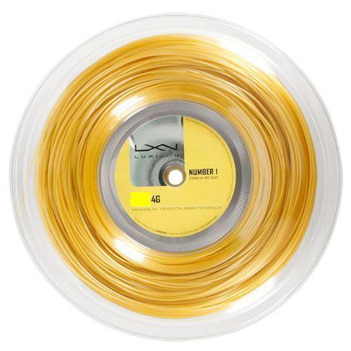 Luxilon 4G 1,30 giallo-0