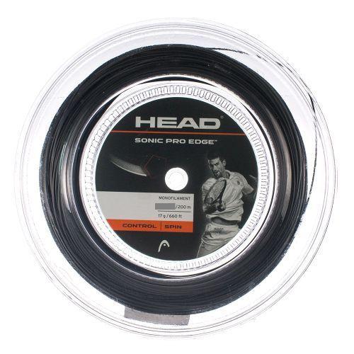 Head Sonic Pro Edge 1,25 nero-0