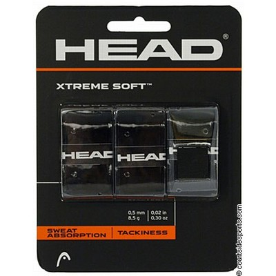 Head OvergripXtremeSoft x3-0