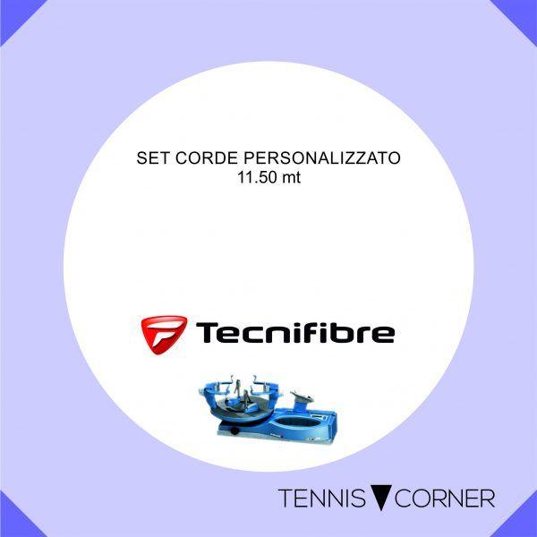 Tecnifibre Tgv : nero 135-0