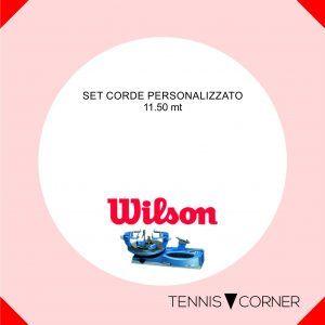 WILSON SENSATION COMFORT-130-naturale