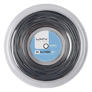 Luxilon Alu Power Soft-125-Grigio-0