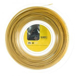 Luxilon 4G Soft 1,25 giallo-0