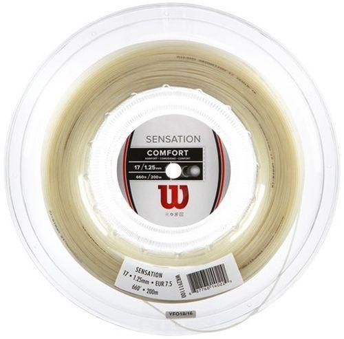Wilson Sensation Comfort-125-NatURALE-0