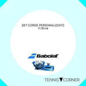 Babolat Pro Xtreme 1,30 grigio-0