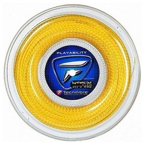 Tecnifibre Synthetic Gut Flex-134-giallo-0