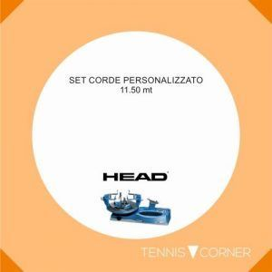 HEAD SONIC PRO-125-BIANCO