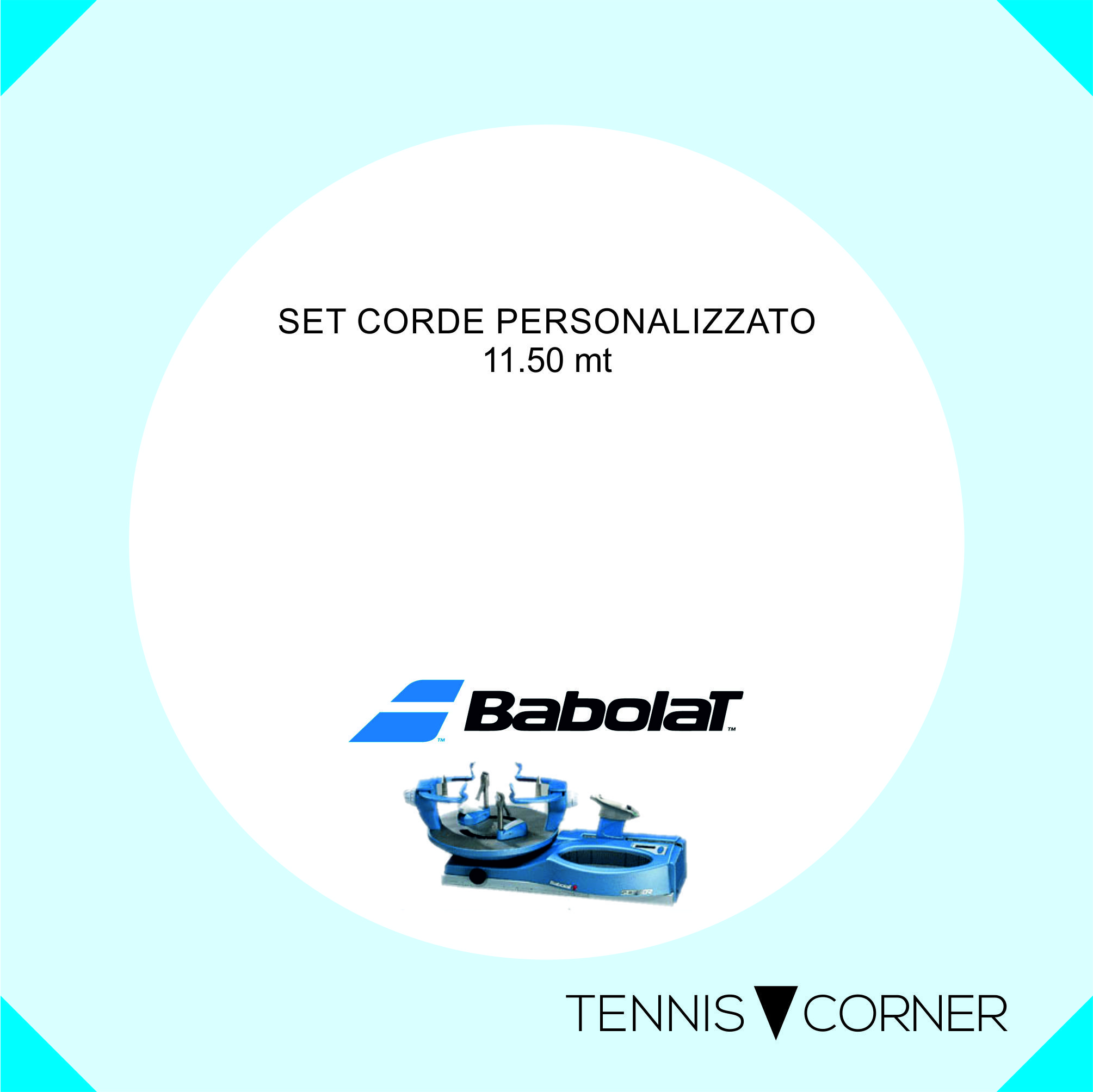 Babolat Xcel-130-NatURALE-0