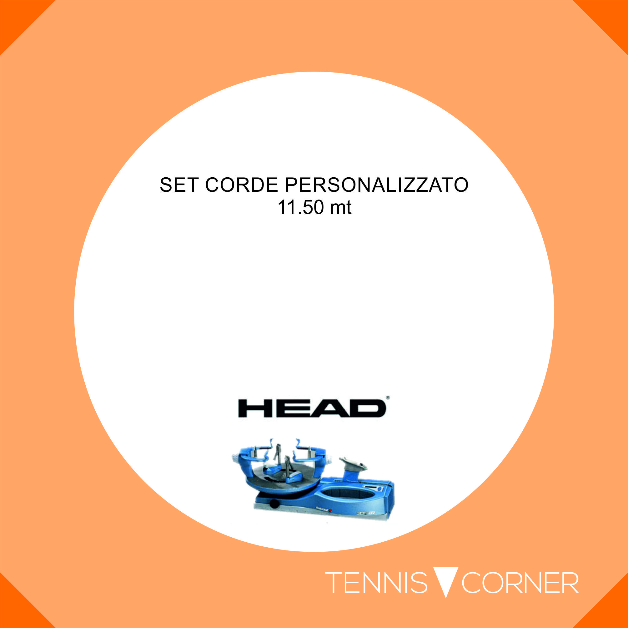 Head Lynx Set singolo mt.11,50-125-Giallo-0