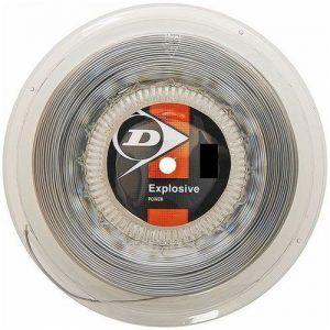 Dunlop Explosive-125-Argento
