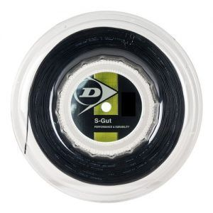 Dunlop Synthetic Gut-122-Nero-0
