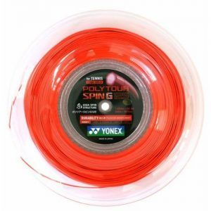 Yonex Poly Tour Spin G-125-Rosso-0