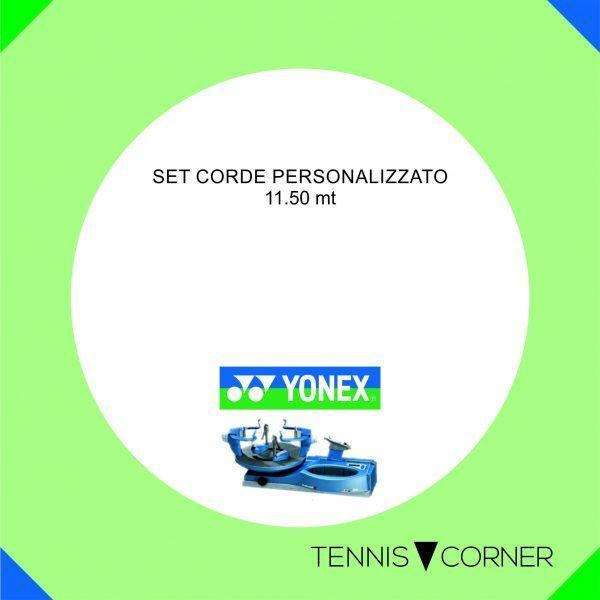 YONEX POLY TOUR FIRE-125-ROSSO