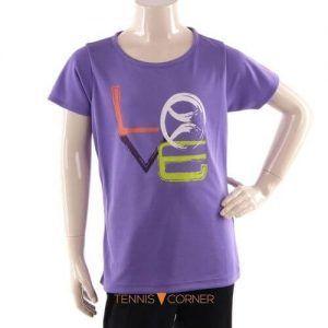 Asics T-Shirt SS Love Junior-0