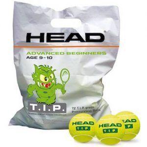 Head T.I.P. Green X72-0