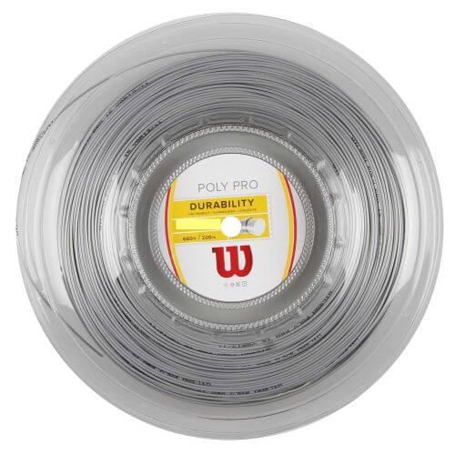 Wilson Poly Pro-125-Grigio-0