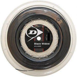 DUNLOP BLACK WIDOW-130-NERO