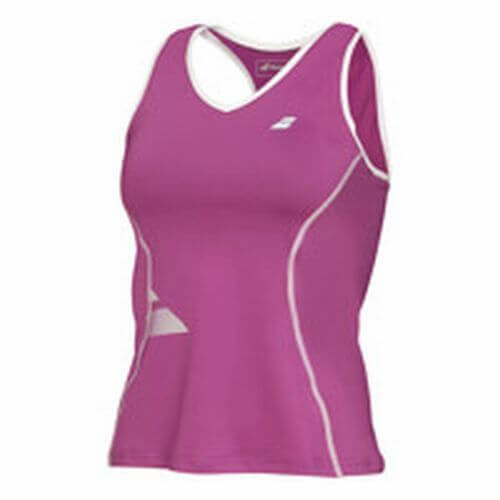 Babolat Tank Crop Core Girl-0