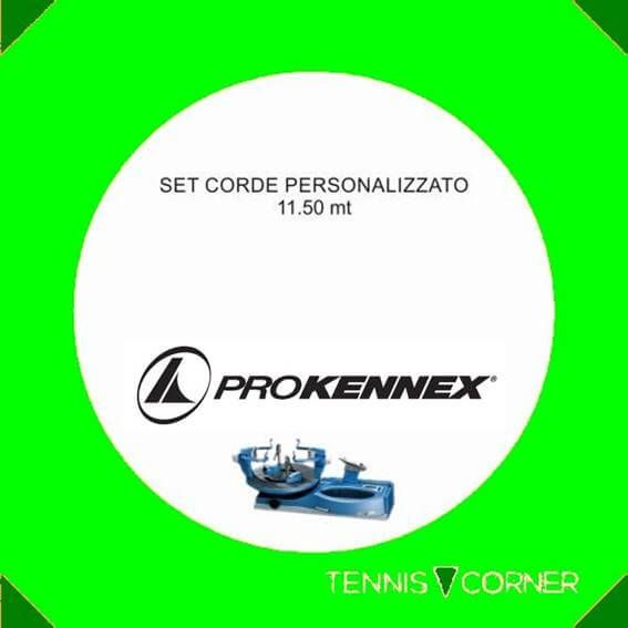 Pro Kennex IQ Poly XT-123-Nero-0