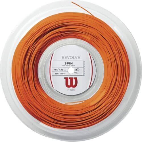 Wilson Revolve-135-arancio fluo-0