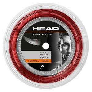 Head Hawk Touch 1.25 Rosso-125-Rosso