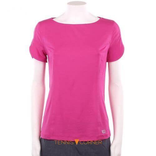 Wilson Star Cap Sleeves T-shirt-0