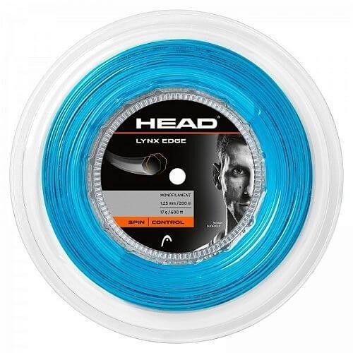 Head Lynx Edge-125-Azzurro