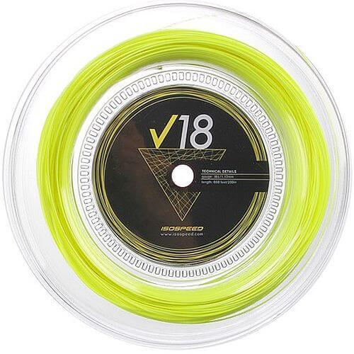 Isospeed V18-112-Giallo-0
