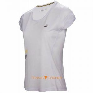 Babolat T-Shirt Flag Core Girl-0