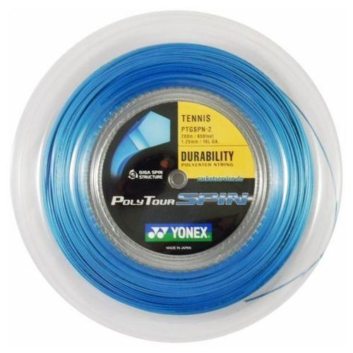 Yonex Poly Tour Spin-120-Blu
