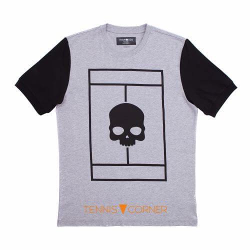 Hydrogen Tennis Court T-shirt-0