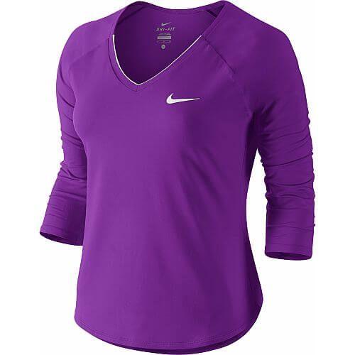 Nike Pure Top 3/4-0