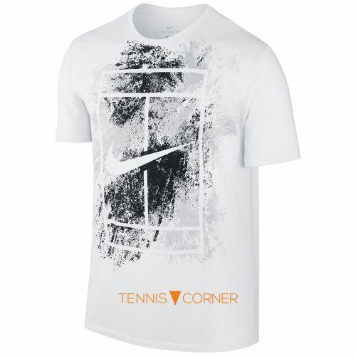 Nike Court Dry Graphic T-Shirt-0