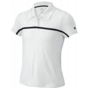 Wilson Polo Shirt Girl-0