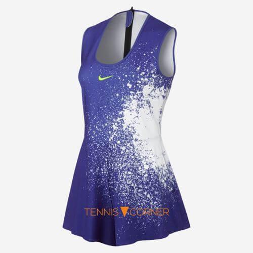 Nike Court Power CombiShort Dress-0