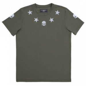 Hydrogen Reflex Tech Star T-Shirt-0