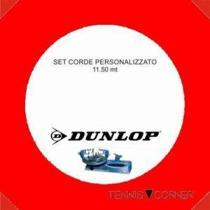 Dunlop NT Max Plus-130-Nero