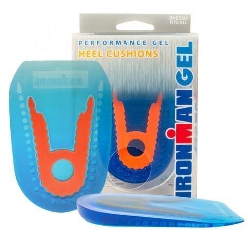 Ironman Heel Cushions Gel Talloniera-0