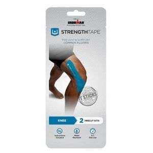 Ironman Strength Tape Ginocchio-0