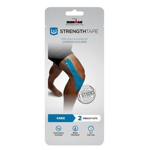 Ironman Strength Tape Ginocchio-0