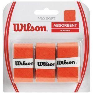 Wilson Pro Soft OvergripX3-0