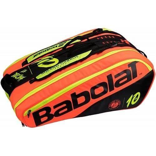 Babolat Pure Decima RG/FO Bag X12 2018 Borsa da Tennis - TennisCornerShop