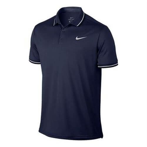 Nike Court Solid Polo -0