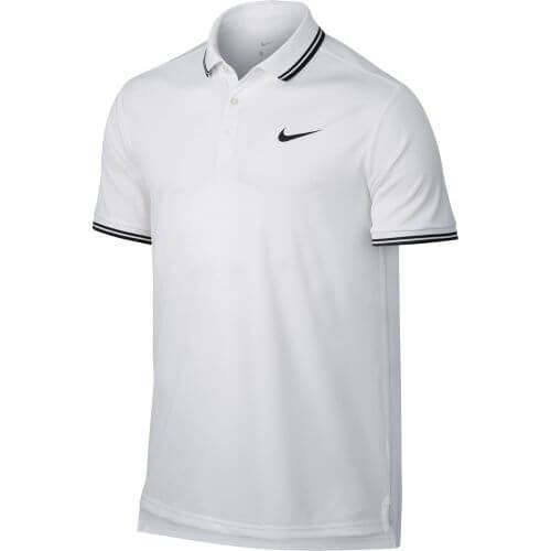 Nike Court Solid Polo Maglietta da Tennis - TennisCornerShop