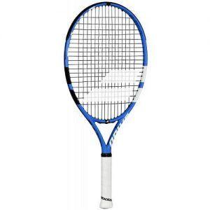"""Babolat Drive JR. 23"""" (Blu) 2018 Racchetta da Tennis - TennisCornerShop"""
