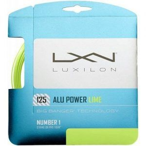 Luxilon Alu Power LIME-125-Lime