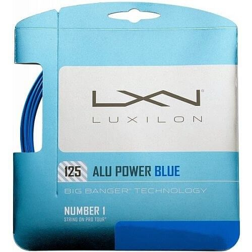 Luxilon Alu Power BLUE-125-Blu